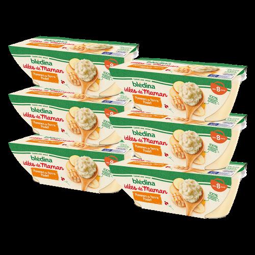 Pack Idées de Maman Pommes de terre Poulet