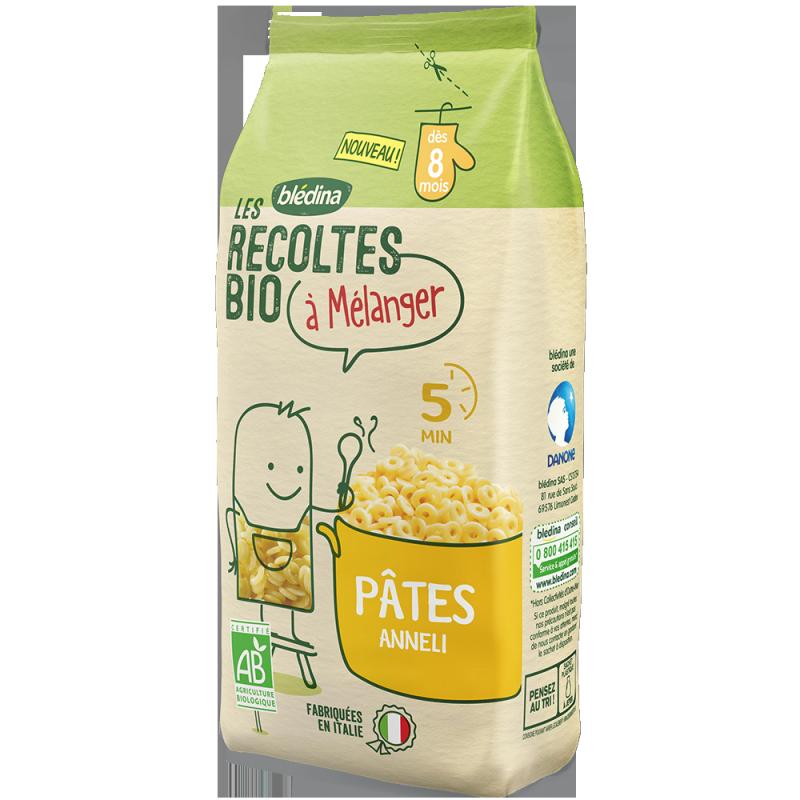 Les récoltes bio à mélanger Pâtes Anneli