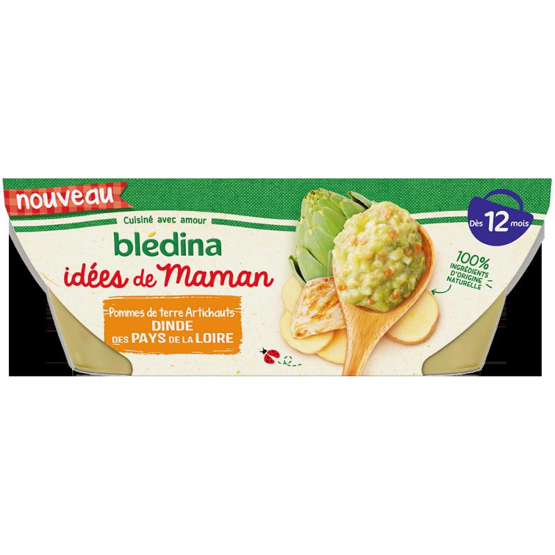 Idées de Maman Pommes de terre Artichauts Dinde des Pays de la Loire
