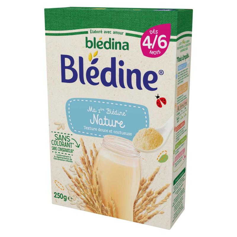 Blédine - Ma première Blédine Nature - 250g
