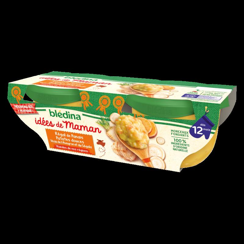 Idées de Maman Patates douces Veau de l'Aveyron et du Ségala